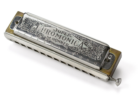 Product picture Anyone Can Play Harmonica by Peter Madcat Ruth (Video)