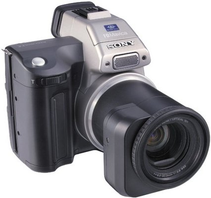 Product picture Sony MVC-FD97 Digital Camera Repair Manual